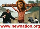 """The crucifixion of Gibson"""