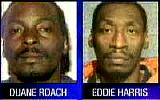Duane Roach and Eddie Harris