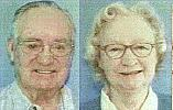 John Caylor, 79, and his wife, Mildred, 76.
