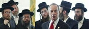 Mayor Michael R. Bloomberg met with Orthodox leaders and health officials