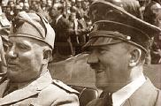 the Duce and the Fuehrer