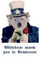Whitebear wants you