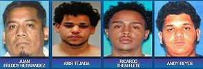 Hispanic murder suspects