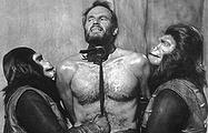 Charlton Heston in 'Planet of the Apes'