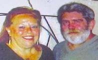Dorothy Galloway, 65, and Howard Riddle