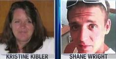 Kristine Kibler and Shane Wright