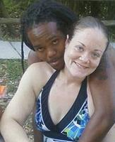 Vincent Palmer III, 27, and his ex-sex partner Stacie Winn