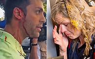 White victims of anti-Trump rioters