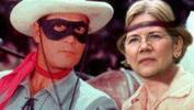 Lone Ranger and 'Pocahontas'