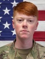 U.S. Army Corporal Hayden Harris