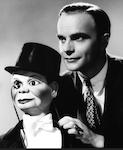 hand puppet Biden