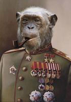 Soviet Monkey General