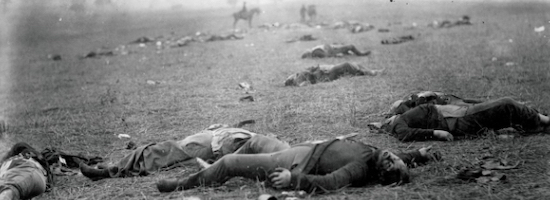 Dead Union Soldiers