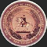 The Great Seal of the Confederacy