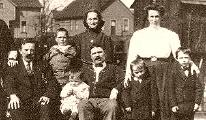 Midwest family - 1910